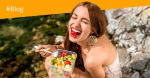 10 έξυπνα snacks για να τρώτε το βράδυ χωρίς τύψεις!