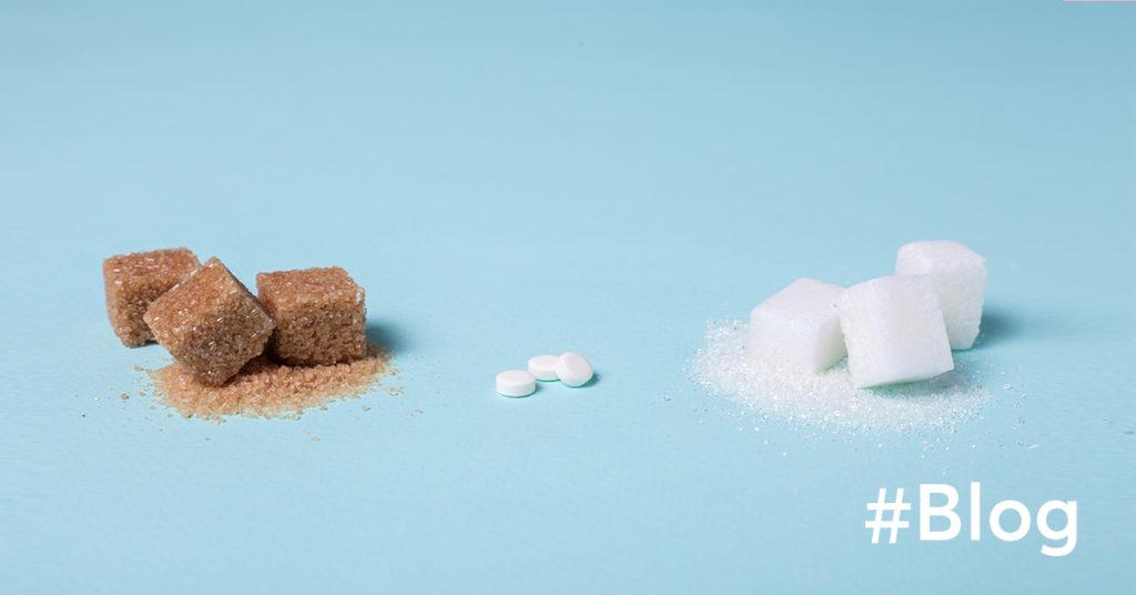 Νέα έρευνα δείχνει ότι τα υποκατάστατα ζάχαρης δεν είναι υγιεινότερα  από την πραγματική ζάχαρη