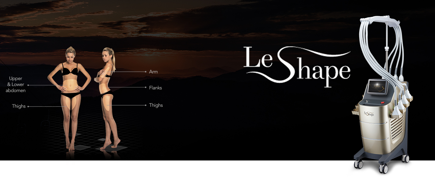 LE SHAPE - A smarter way to reshape yourself
